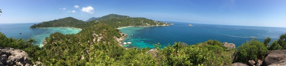 Vistas sobre Koh Tao