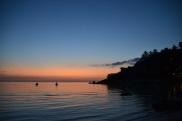 Atardecer en Sairee Beach