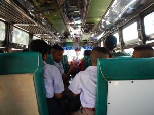 Autobus urbano, Surat Thani