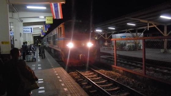 Estación de tren de Phun Phin