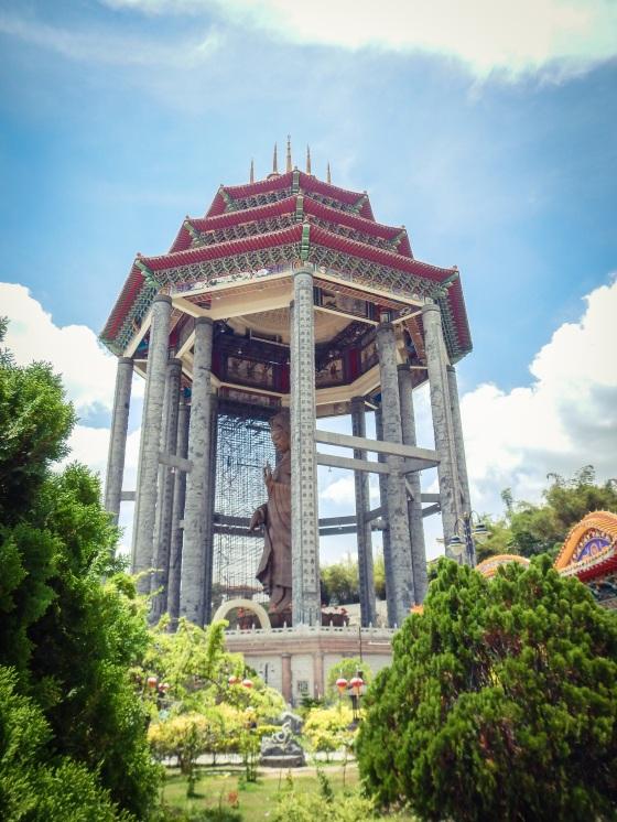 Buddha gigante, Kek Lok Si, Penang