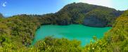 Emerald Lagoon, mirador alto