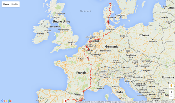 Road Trip Europa parte 1