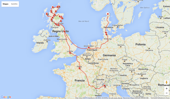 Road Trip Europa parte 2